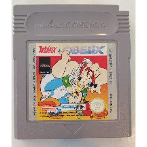 Gameboy Asterix & Obelix