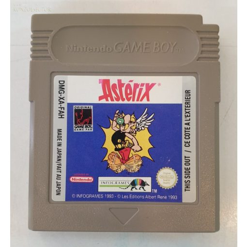 Gameboy Asterix
