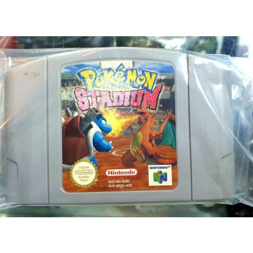 N64 Pokémon Stadium