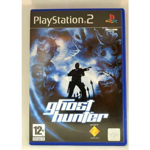 Ps2 Ghost Hunter