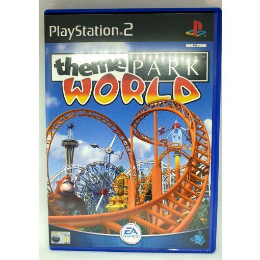 Ps2 Theme Park World