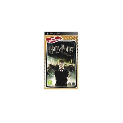 Psp Harry Potter Order of the Phoenix