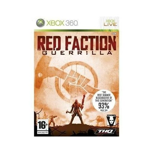 Xbox360 Red Faction Guerrilla