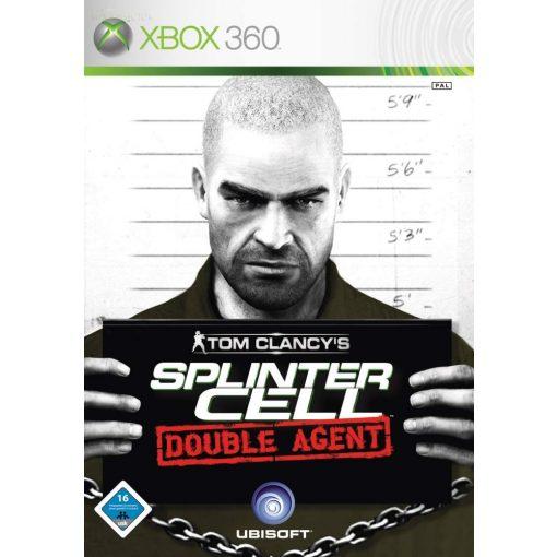 Xbox360 Splinter Cell Double Agent